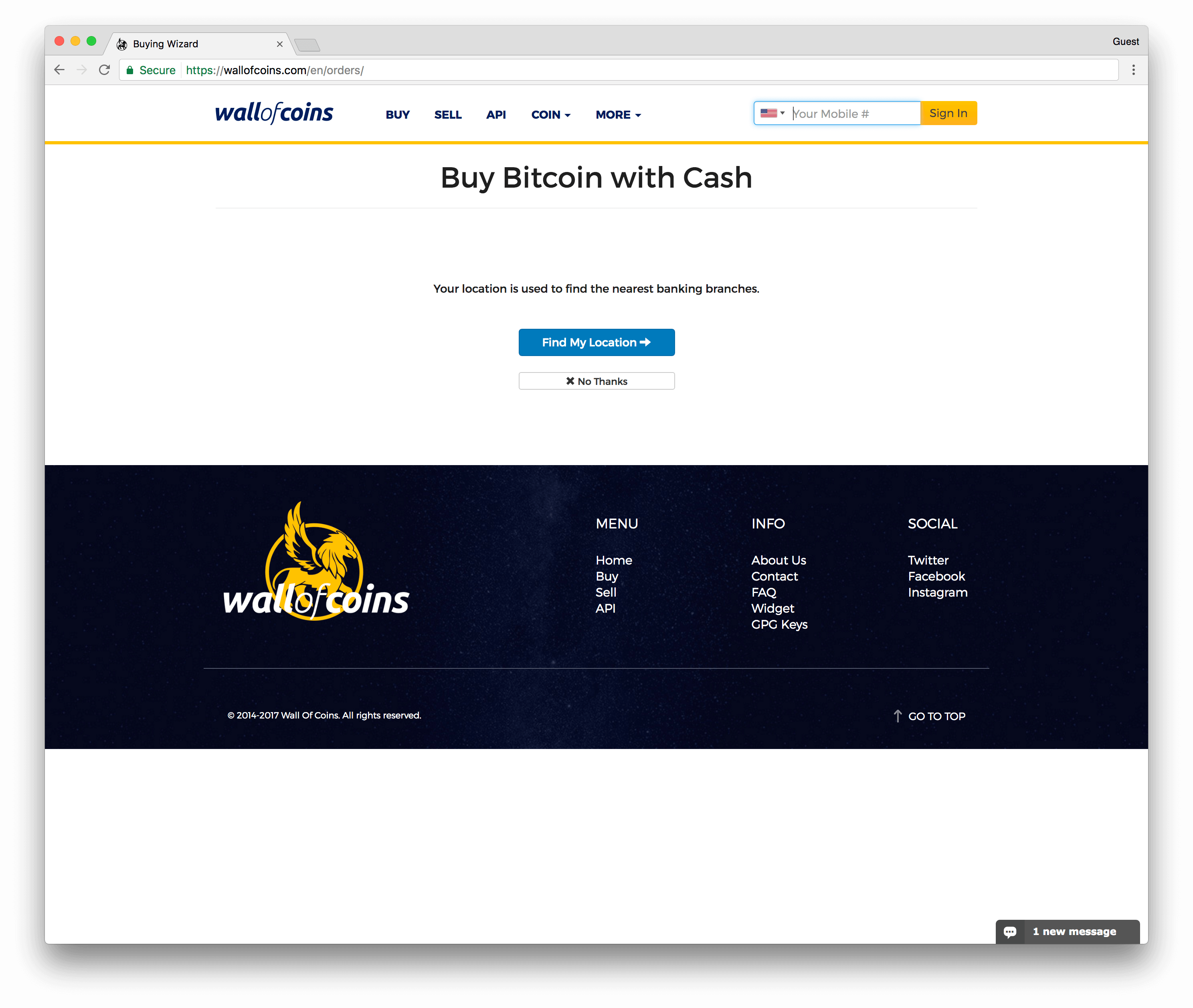 How to Buy Bitcoins Instantly with Bank Account/Transfer | FAQBitcoin