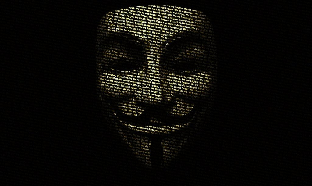 Anonymous when order BTC