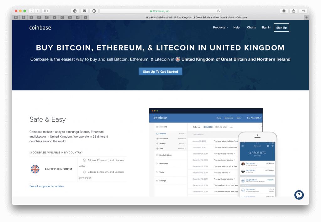How to get bitcoin in United Kingdom