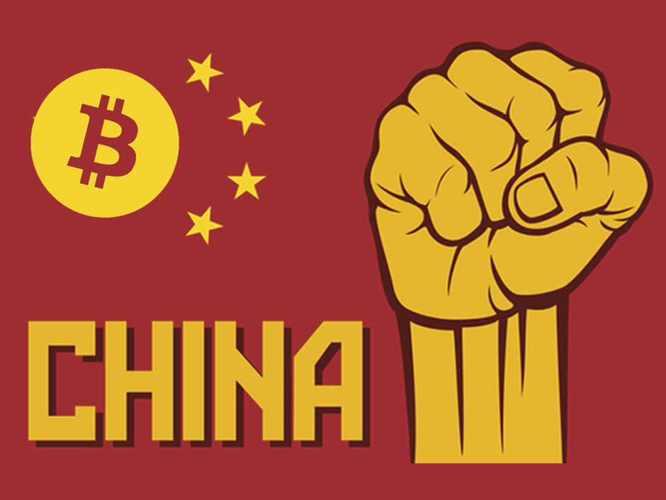 Why do Chinese buying so much bitcoins