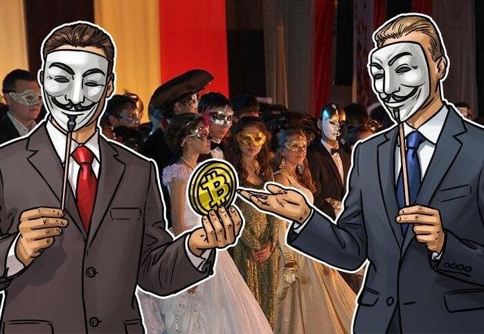 Buy BTC anonymously