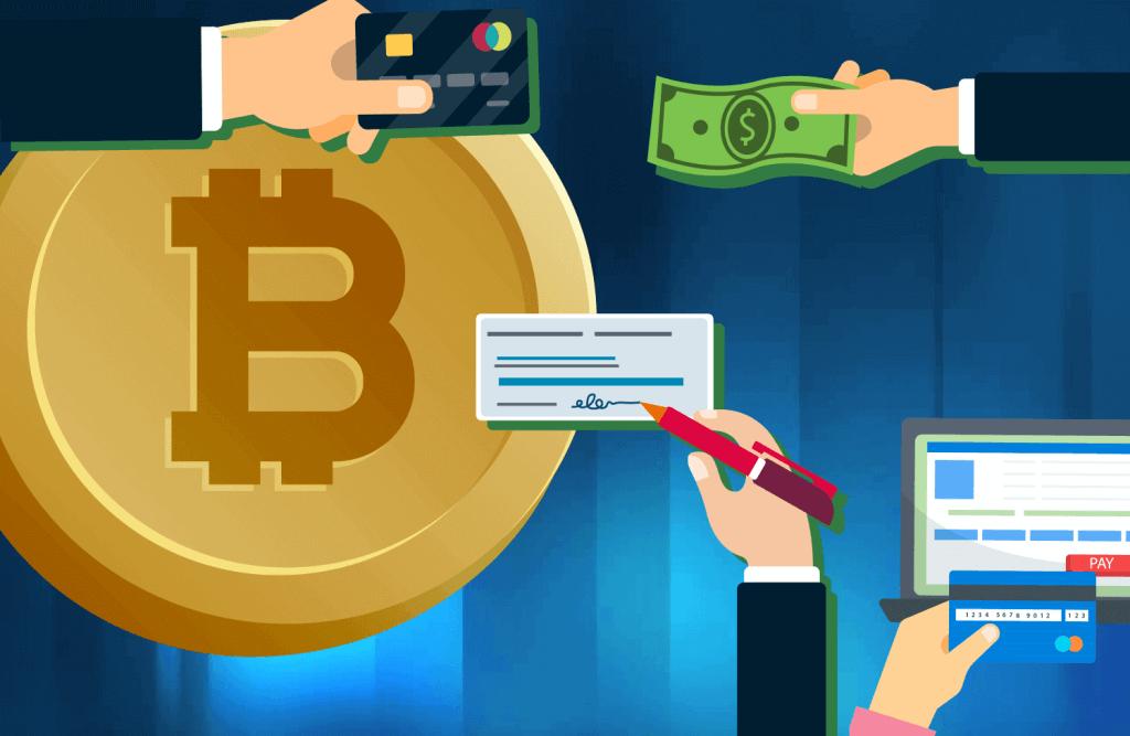 Easy use of bitcoin